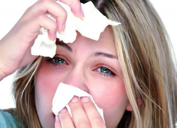 Аллергическая реакция на подушку