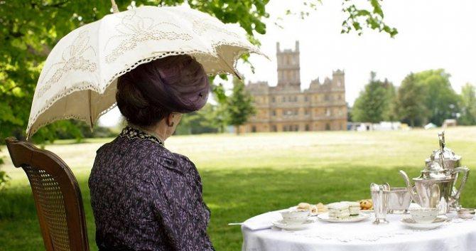 Английские традиции и обычаи: чаепитие