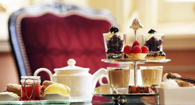 Английские традиции и обычаи: как пьют чай в Англии