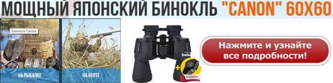 Бинокль СANON 800-250