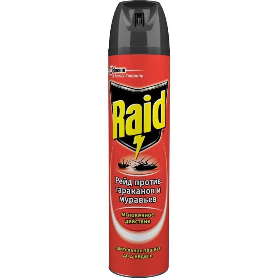 борьба с насекомыми в доме