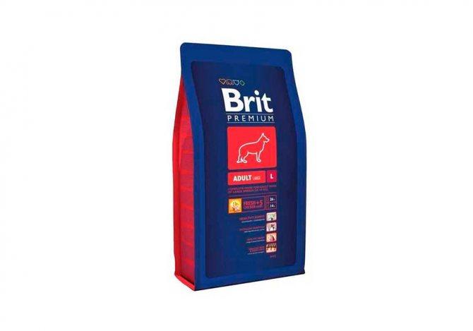 Brit - корм для собак премиум-класса