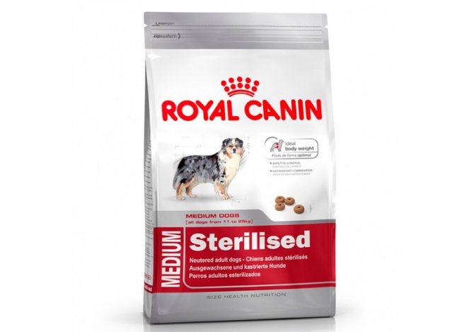 Canine Care Nutrition Sterilised – для стерилизованных собак