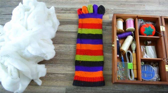 Что потребуется для изготовления мягкой игрушки