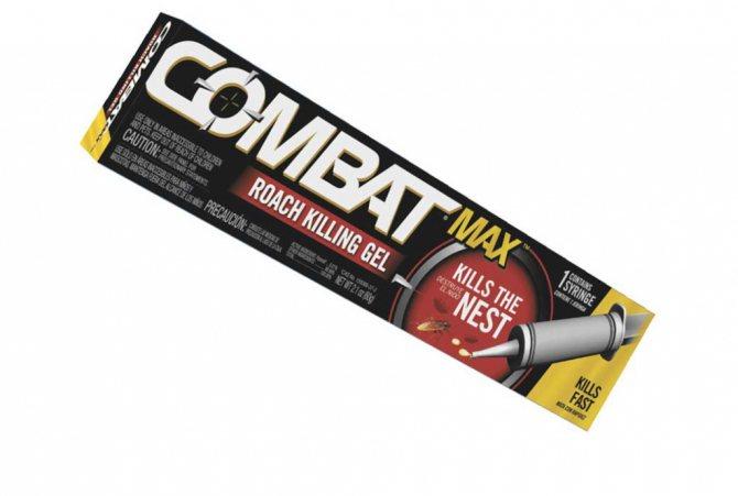 COMBAT (Комбат) шприц-гель