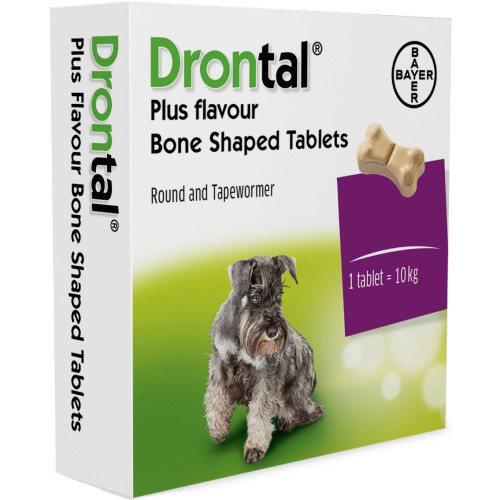 дронтал для собак