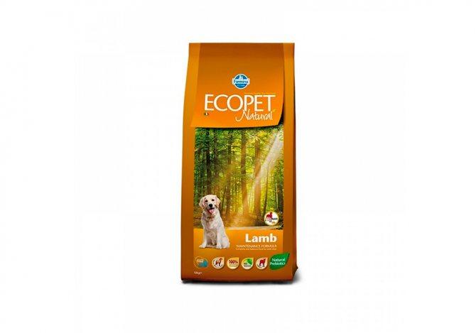 Ecopet Natural - премиальный корм от Фармина