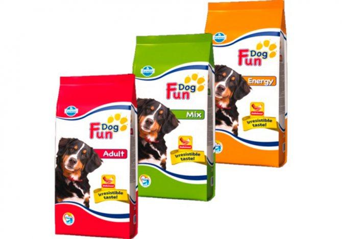 Fun Dog - корм эконом класса от Фармина