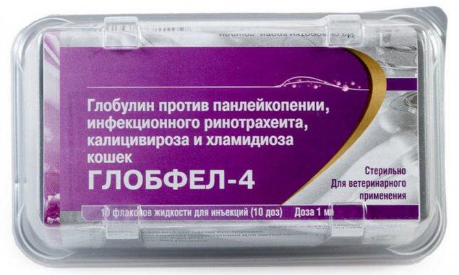 «Глобфел-4» для кошки