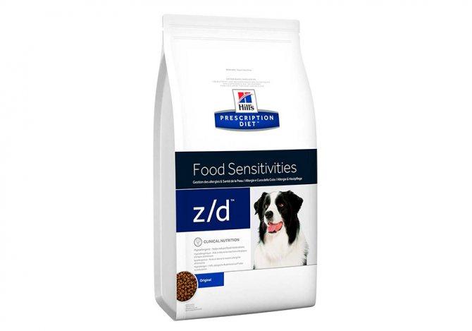 Hills Prescription Diet Canine Allergen-Free (Хиллс)