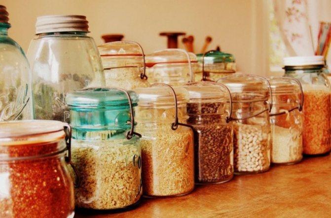Как быстро избавиться от пищевой моли на кухне?