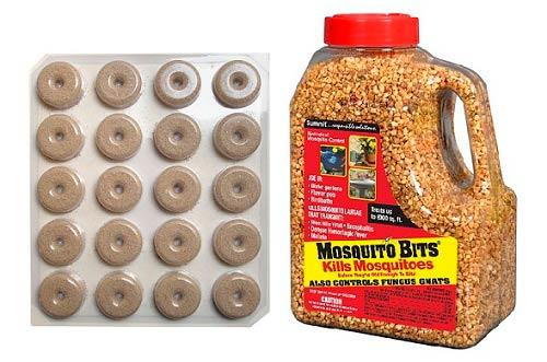 Как избавиться от комаров на даче: фото
