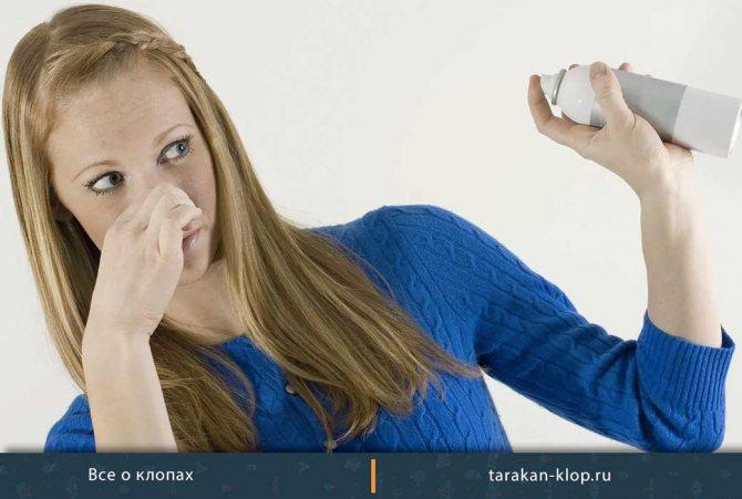 Как убрать запах после дезинфекции клопов