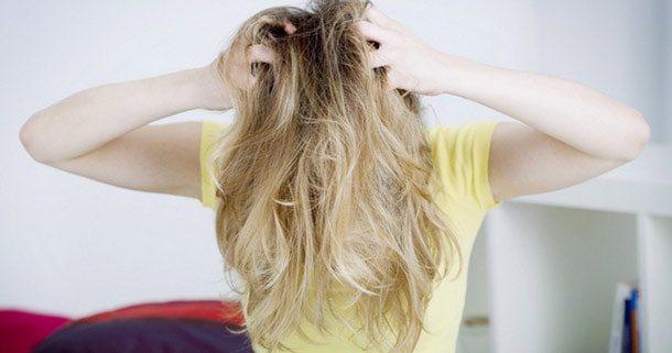 как вычесать гнид с длинных волос