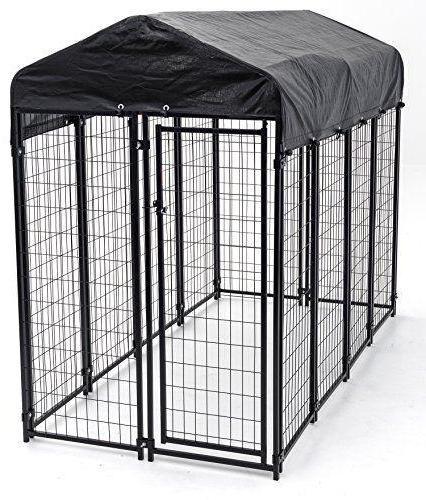 клетка для собак в квартире