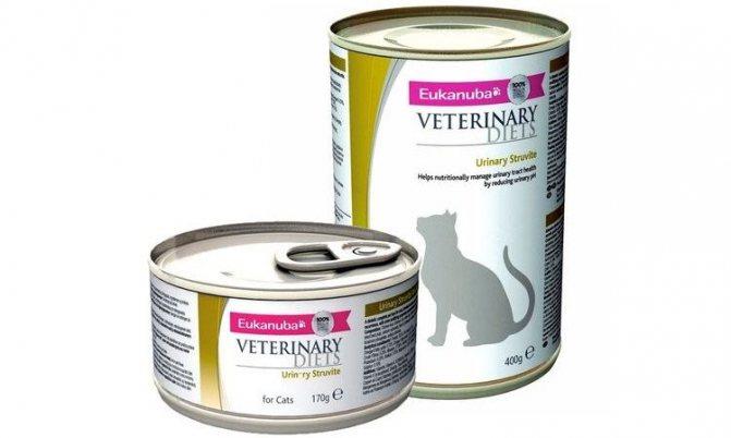 Корм для кошек Eukanuba Urinary Struvite