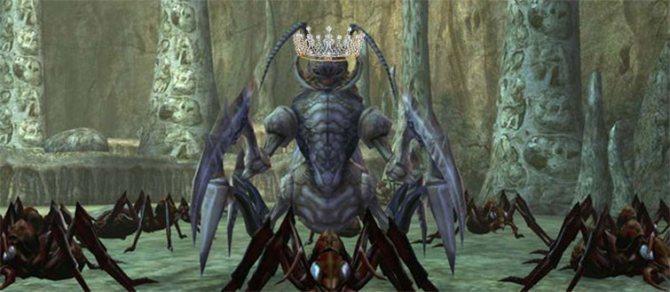 Королева муравей