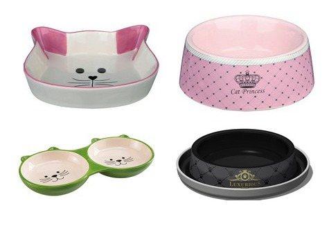 Миска для кошки - как выбрать правильную миску для кошки?