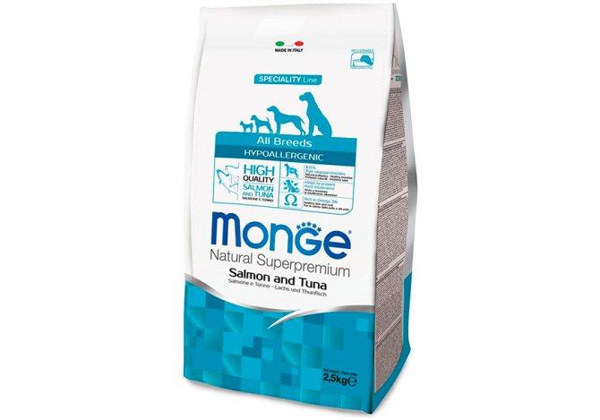 MONGE Speciality Line Hypoallergenic (Монже)