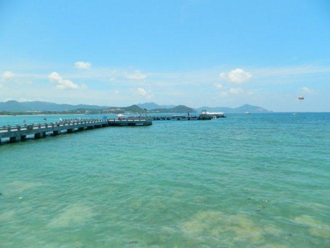 Море, Хайнань