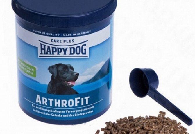 Мультивитаминный комплекс Happy Dog