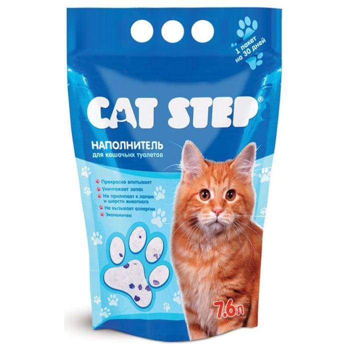 наполнитель cat step
