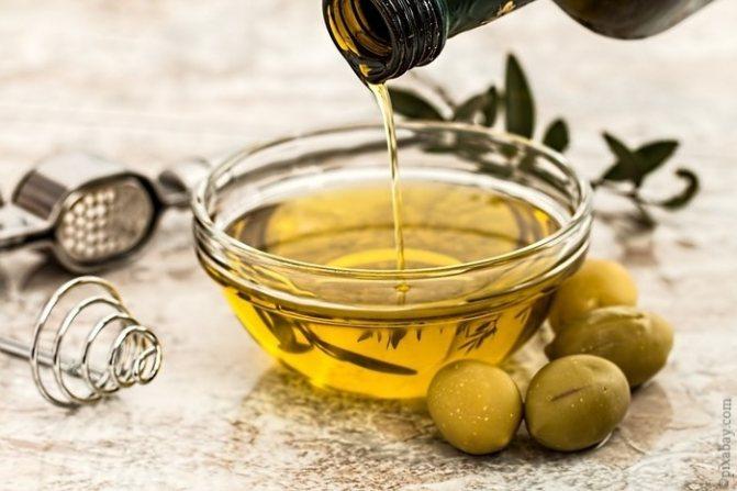 оливковое масло собаке