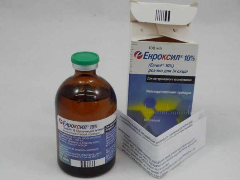 Описание препарата Энроксил