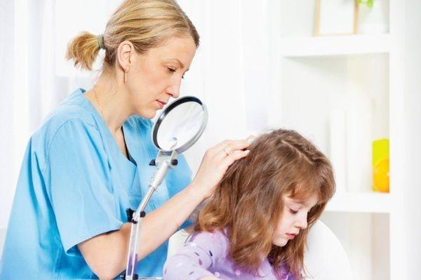 педикулез у детей врач