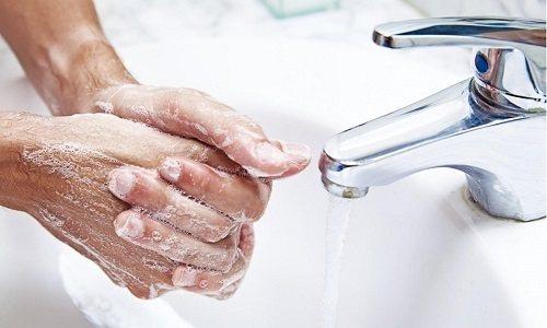 По окончании всех манипуляций по приему Азинокса нужно тщательно вымыть руки с мылом
