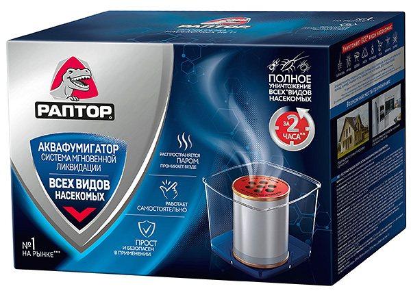 Посмотрим, действительно ли аквафумигатор Раптор способен помочь в борьбе с постельными клопами в квартире...