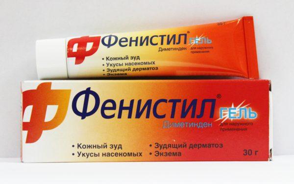 Применение лекарственных препаратов от укусов блох