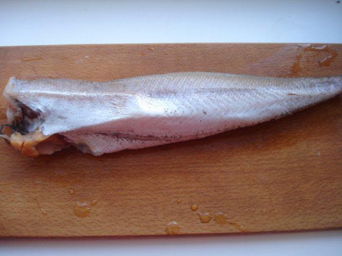 Рыба в рационе