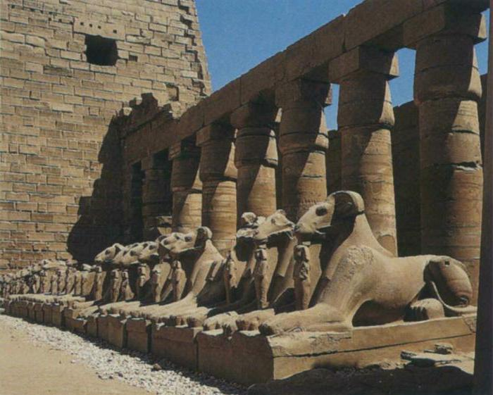 сфинкс в египте история