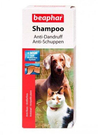 шампунь от перхоти для кошек