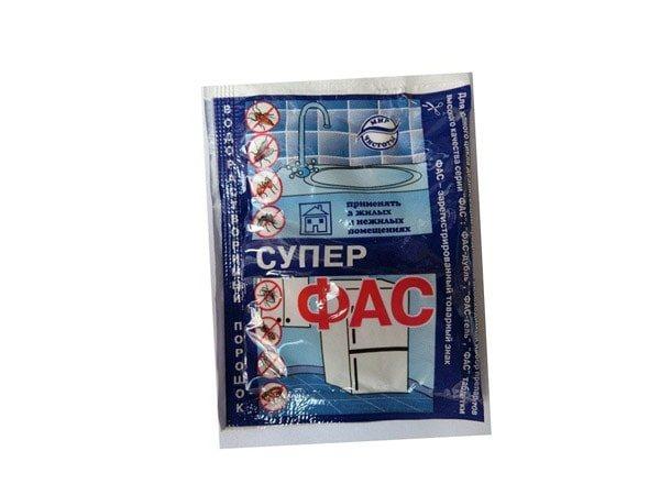 сине-голубая упаковка