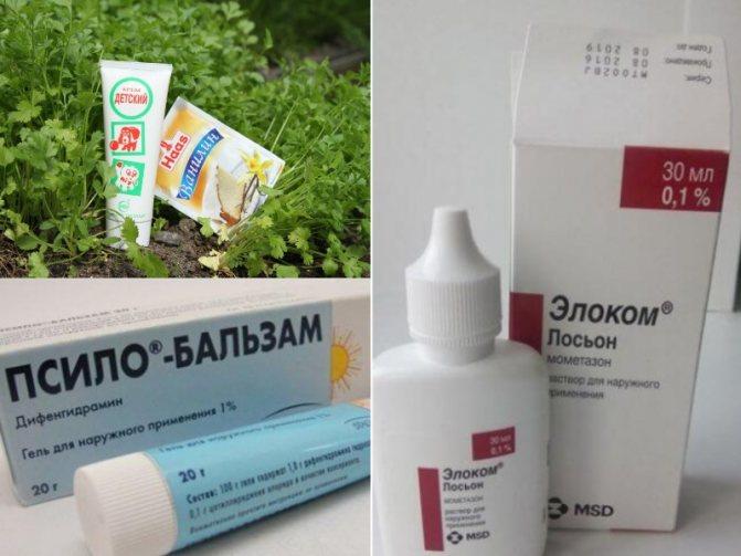 средство от комаров аптечное