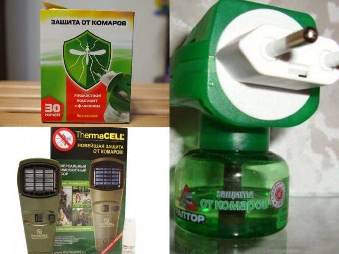 средство от комаров для дачи