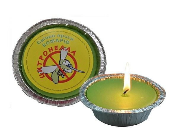 Свечи против комаров
