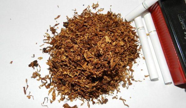 Табачная настойка