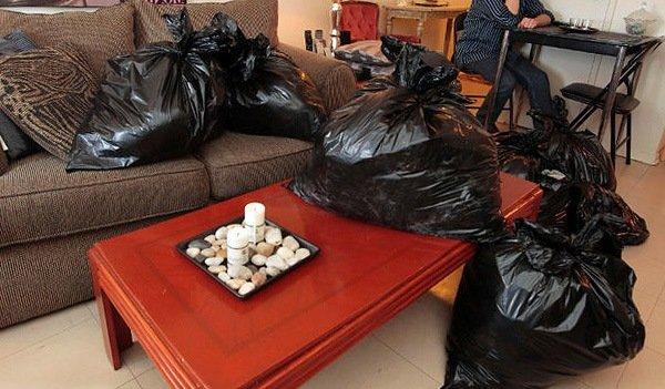 Уборка помещения перед применением горячего или холодного тумана