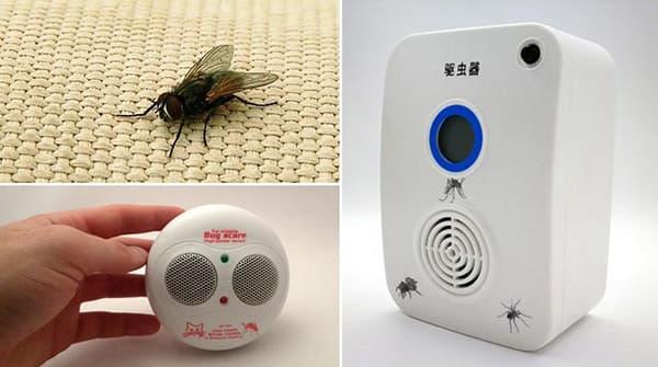 Устройства для борьбы с насекомыми