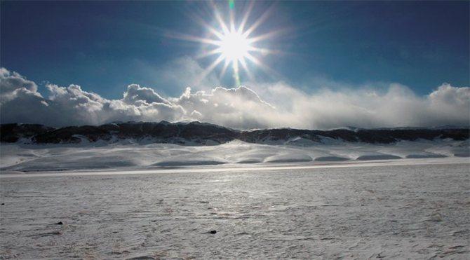 Верховья р. Саглы на хребте Западный Танну-Ола (высота до 3056 м) в Южной Туве – потенциальные местообитания снежного барса