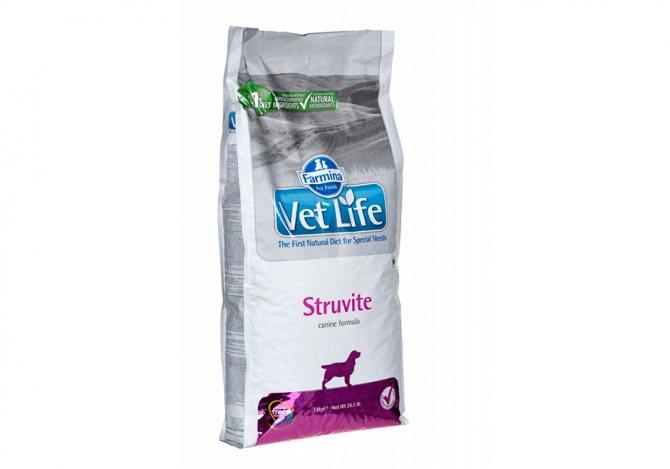 Vet Life - серия кормов для щенков, взрослых и пожилых животных