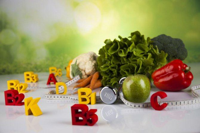 витамины при близорукости