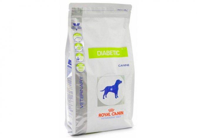 Weight management - для собак с ожирением или диабетом