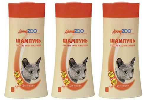 Зоошампунь «Доктор Zoo» для кошек