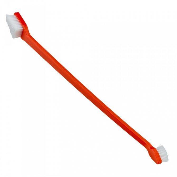 Зубная щётка для собаки